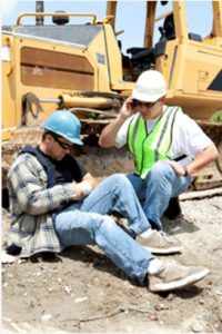 construction injury work comp law durham