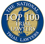 logo of Top 100 Trial Lawyers Durham Attorneys